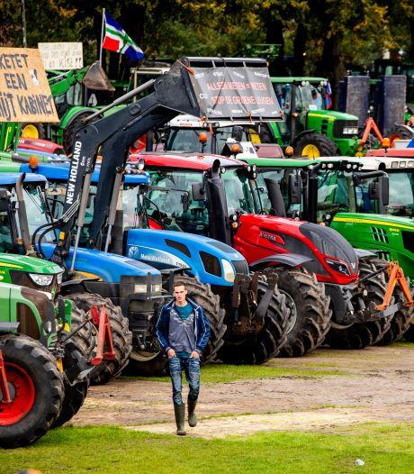 Limburgse boeren dreigen met hardere acties als ze niet worden gehoord