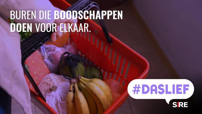 SIRE bedankt Nederlanders voor alle coronahulp met spotjes op televisie en radio.