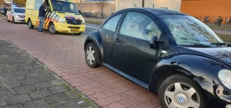Fietsster gewond bij aanrijding in Enschede