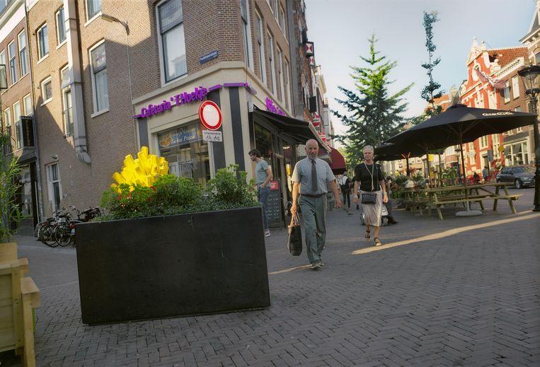 't Hoekje in Utrecht.  Beeld Otto Snoek