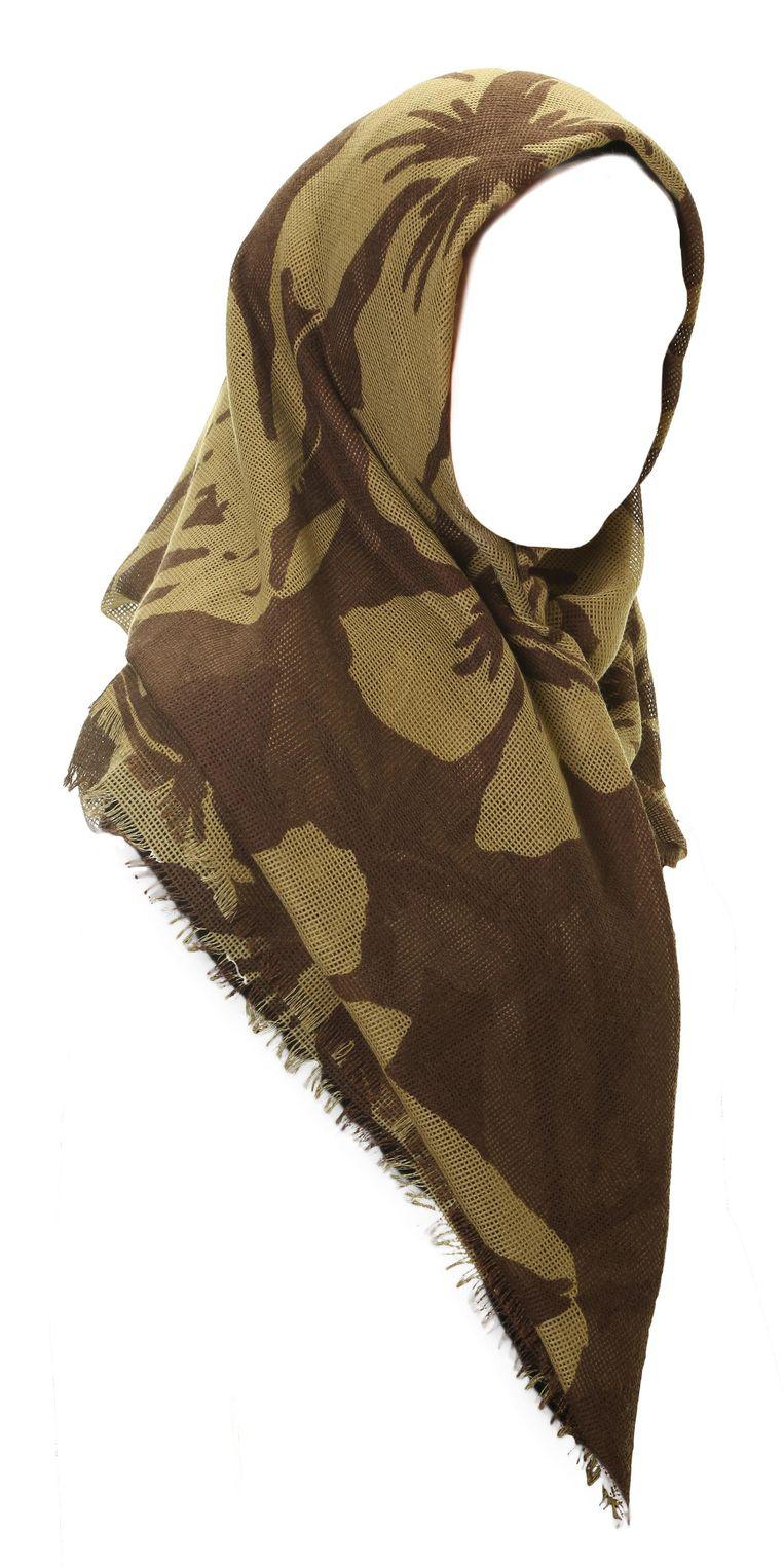 'Hoofddoeken mogen wel, net als een kruisje als hanger of een tulband waarmee sikhs hun haar verbergen' Beeld Shutterstock
