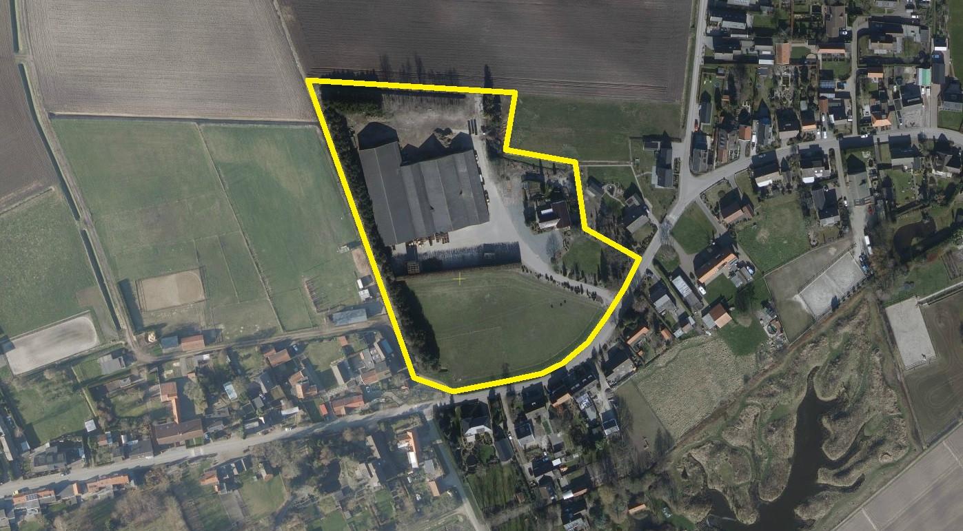 Er zijn plannen voor de bouw van zeven nieuwe woningen in Welberg.