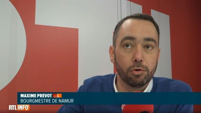 Maxime Prévot était l'invité de Fabrice Grosfilley sur Bel RTL ce jeudi matin.