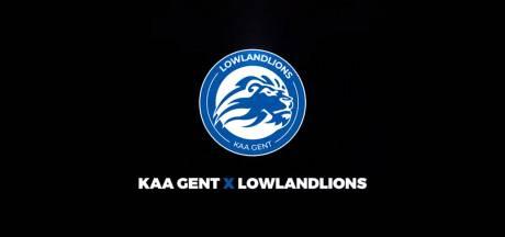 LowLandLions en KAA Gent gaan krachten bundelen
