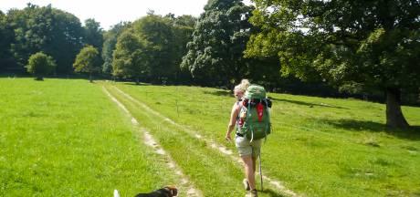 Lopend naar Rome had Mijke (39) onderweg soms spijt: 'Veel te zware tas'