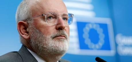 Niet Frans Timmermans, maar Ursula von der Leyen wordt voorzitter van de Europese Commissie