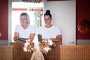 Debby en Nathalie Ceulemans