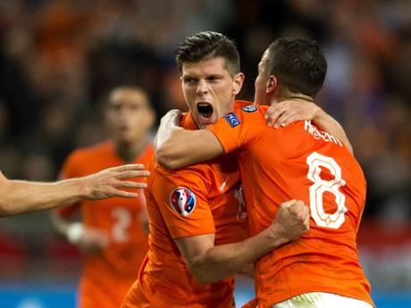 Oranje was 'afgesloten hoofdstuk' voor Huntelaar