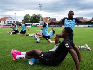 """KVK Tienen trainde een eerste keer met het oog op het nieuwe seizoen. Trainer Bart Vanhoudt: """"Tevreden over de intensiteit"""""""