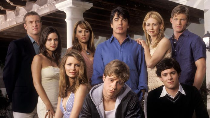 De cast van 'The O.C.'