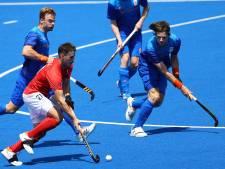 Hockeyers verspelen comfortabele voorsprong en komen niet verder dan remise