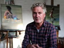 Bergse schilder Mart Franken maakt kans op plek in Rijksmuseum: 'In het Rijksmuseum hangen, dat is best stoer'
