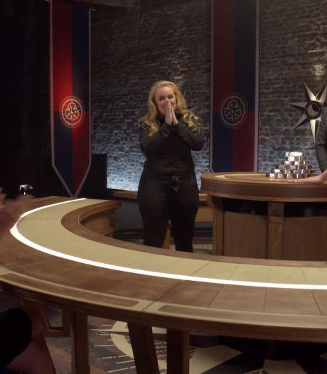 Samantha hoopt op begrip na finale De Verraders: 'Ik voel me Robin Hood'