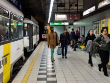 Problemen metroverkeer Antwerpen opgelost