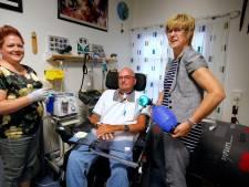 Zieke Kees op rondreis met vrouw én zorgverlener: 'Het is grandioos'