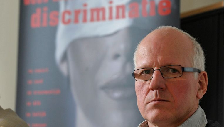 Jozef De Witte van het CGKS Beeld PHOTO_NEWS
