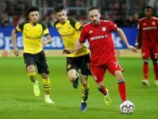 Ribéry deelt klappen uit aan tv-analist