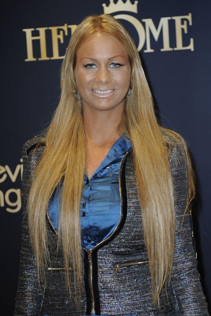 Samantha de Jong alias Barbie.