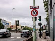 Voortaan mag je nog maar met 30 kilometer per uur over de Champs-Élysées rijden