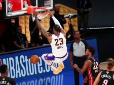 """Les Lakers décrochent leur 17e étoile, la plus """"Bryant"""""""