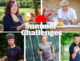 Beleef jouw beste zomer ooit met onze HLN Summer Challenges: Schrijf je hier in op de nieuwsbrief