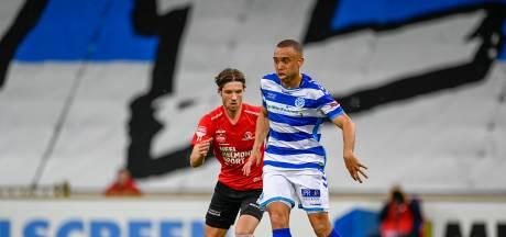 Helmond Sport-speler Orhan Dzepar juicht extra na verpest promotiefeestje De Graafschap: 'Dat vergeet je niet'