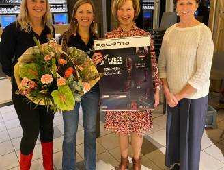 Unizo Pittem-Egem sluit stempelactie Week van de Klant af met receptie en prijsuitreiking