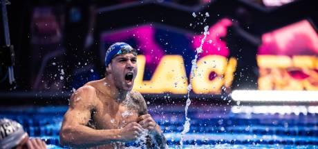 Dressel schrijft weer zwemhistorie in Boedapest met twee wereldrecords in één uur