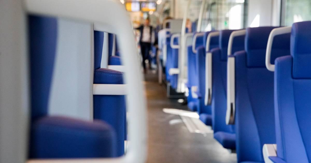 Extra overlast voor reizigers tussen Zwolle en Amersfoort na aanrijding bij Nunspeet.