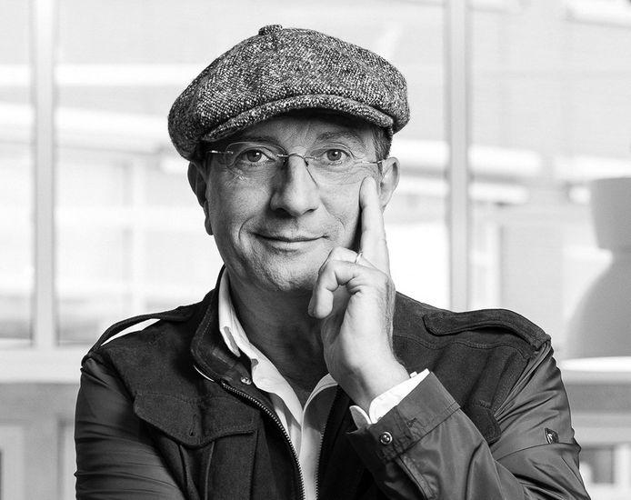 Tv-kok Alain Caron.