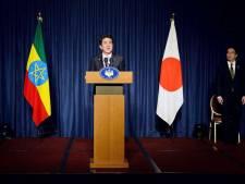 """La Chine traite Shinzo Abe de """"fauteur de troubles"""""""