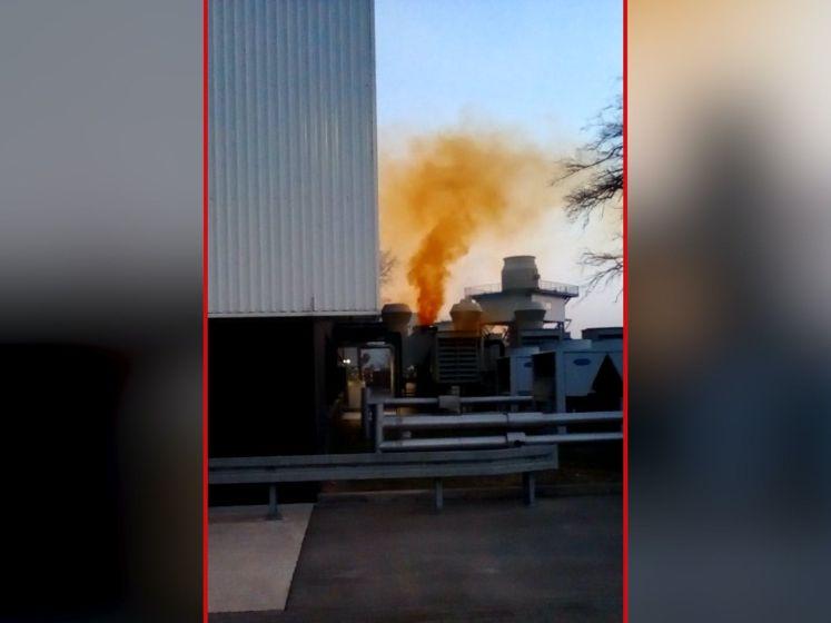 Thales Hengelo ontruimd vanwege giftige rook