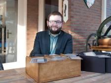 Doden Salland leven voort in verzameling Haarlenaar: 'Bijzonder dat iemand in herinnering blijft door bidprentje'