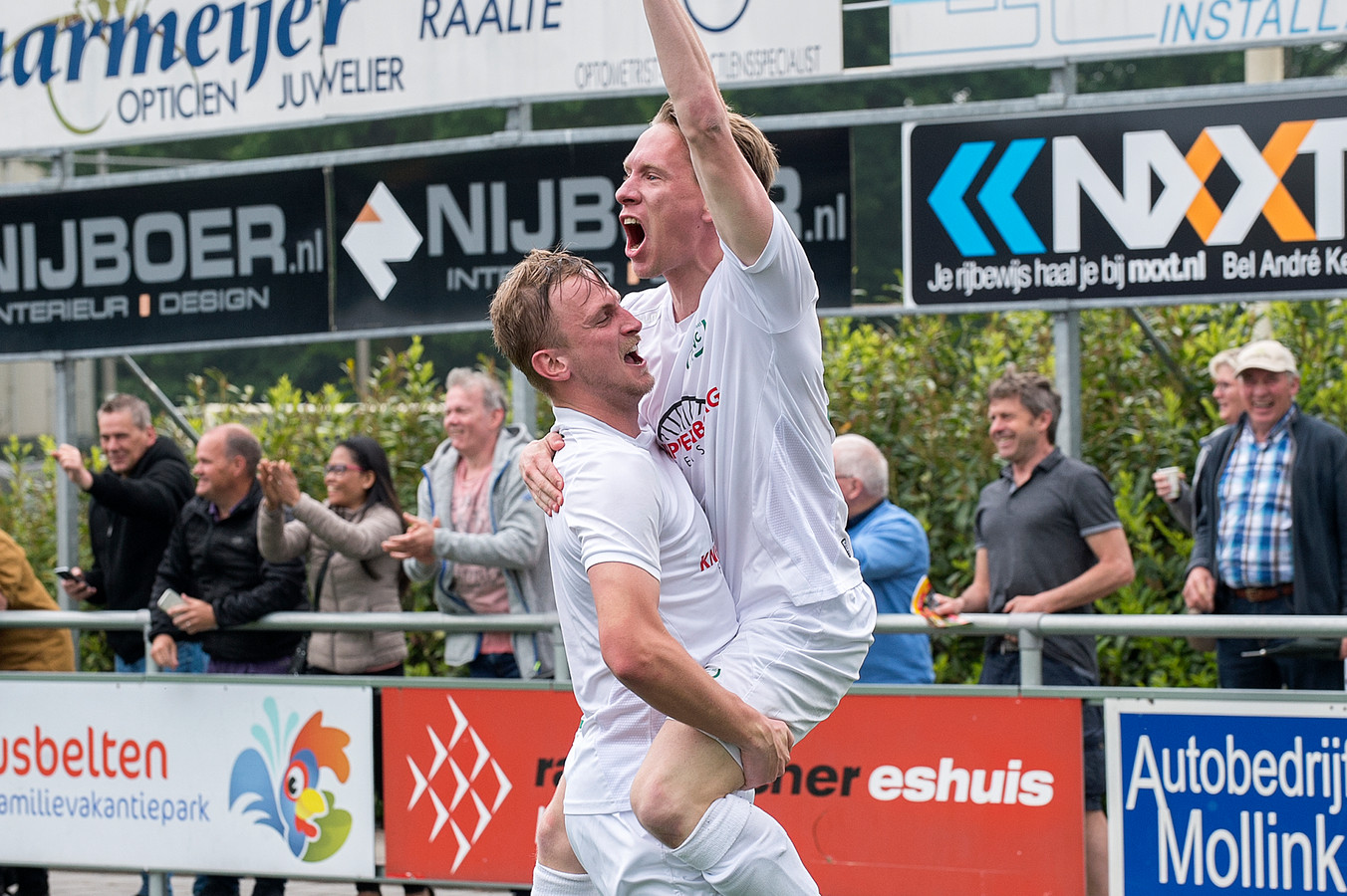 RKZVC ontvangt zondag Hollandia. Foto Marina Popova