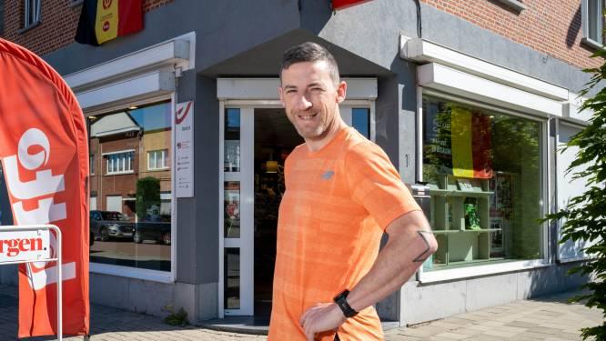 """Andy loopt zijn eerste marathon exact tien jaar nadat zijn moeder overleed: """"Ik zal de tocht afleggen met mama in mijn gedachten"""""""