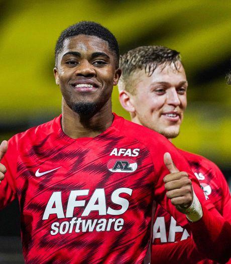 Samenvatting: VVV-Venlo - AZ