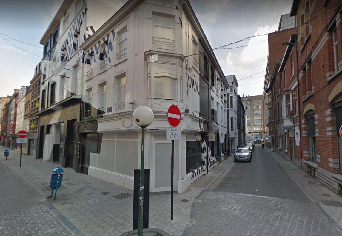 Le Vecteur à Charleroi