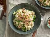 Wat Eten We Vandaag: risotto met Hollandse garnalen en forel
