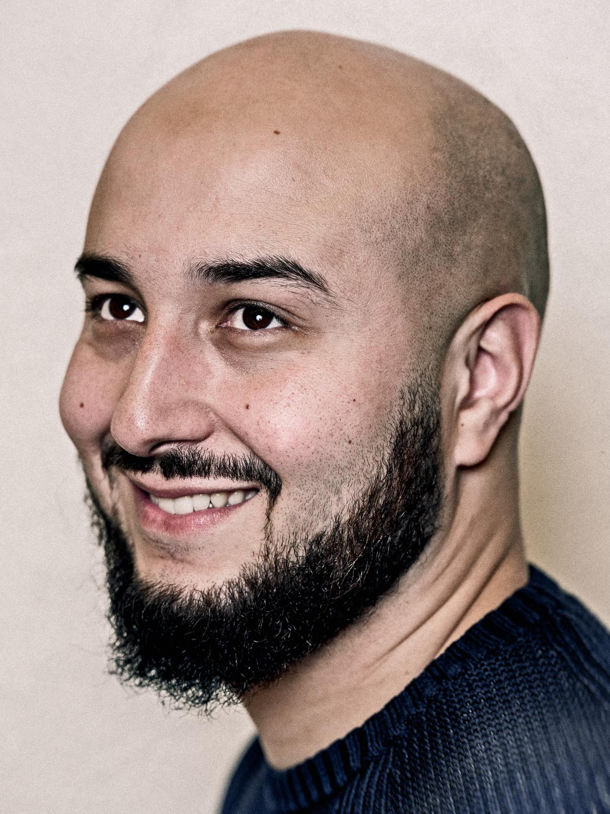 Ismail Aghzanay Beeld Jitske Schols