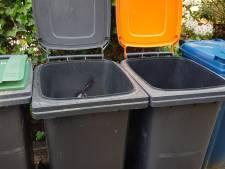 Doetinchemmer kan kiezen tussen grote of kleine bak grijs afval