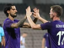 Anderlecht fête ses retrouvailles avec la Coupe d'Europe par une large victoire