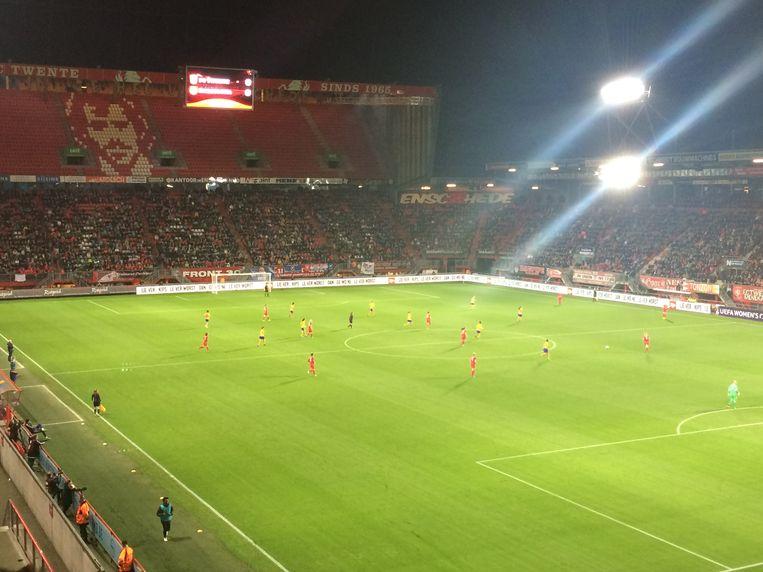 Trots op de vrouwen van FC Twente
