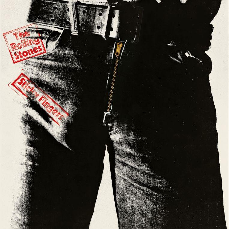 'Sticky Fingers' Beeld Rolling Stones