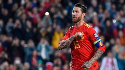 Spaanse verdediger blijft scoren: Sergio Ramos op recordjacht