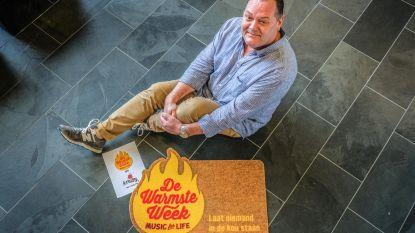 """Al 100 acties voor Warmste Week: """"Minimaal 30.000 Warmste Deurmatten verkopen"""""""