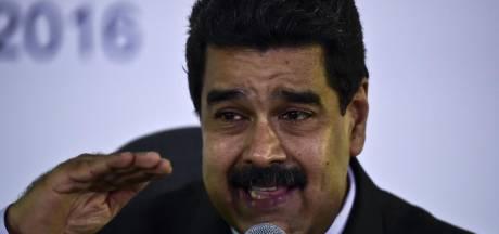 'Referendum rond afzetting Venezolaanse president pas in 2017'
