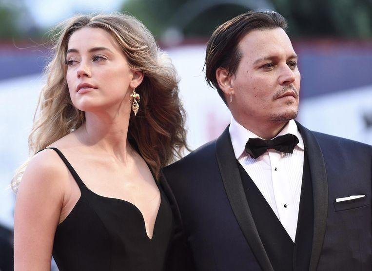 Ondertussen zijn Heard en Depp getrouwd.