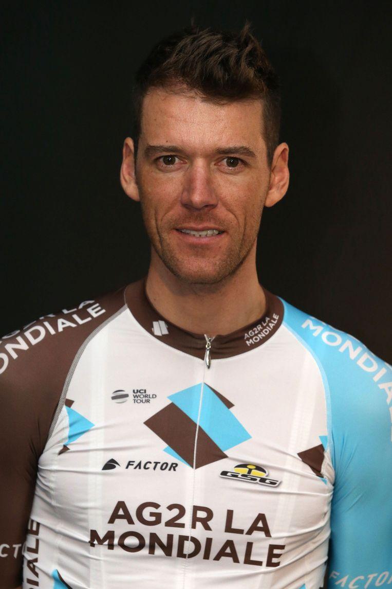 Vandenbergh verdedigde de Franse kleuren ook in 2008. De voorbije vijf jaar was hij bij Quick.Step onderdak. Beeld Photo News