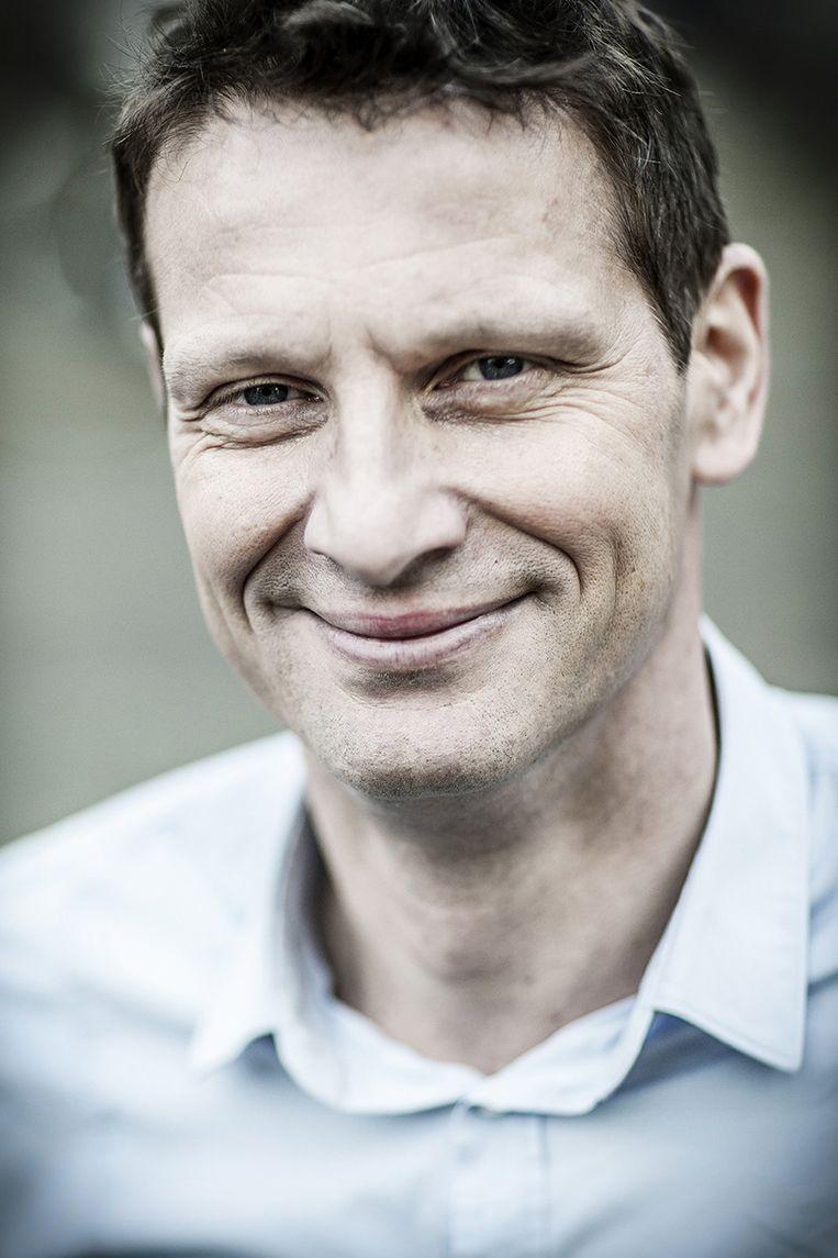 Peter Decuypere. Beeld Tim De Backer