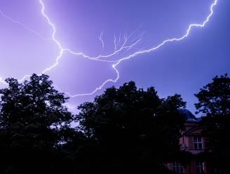 Hevig onweer op komst: zaterdag code oranje in verschillende provincies, Luikse gemeente evacueert uit voorzorg deel van inwoners